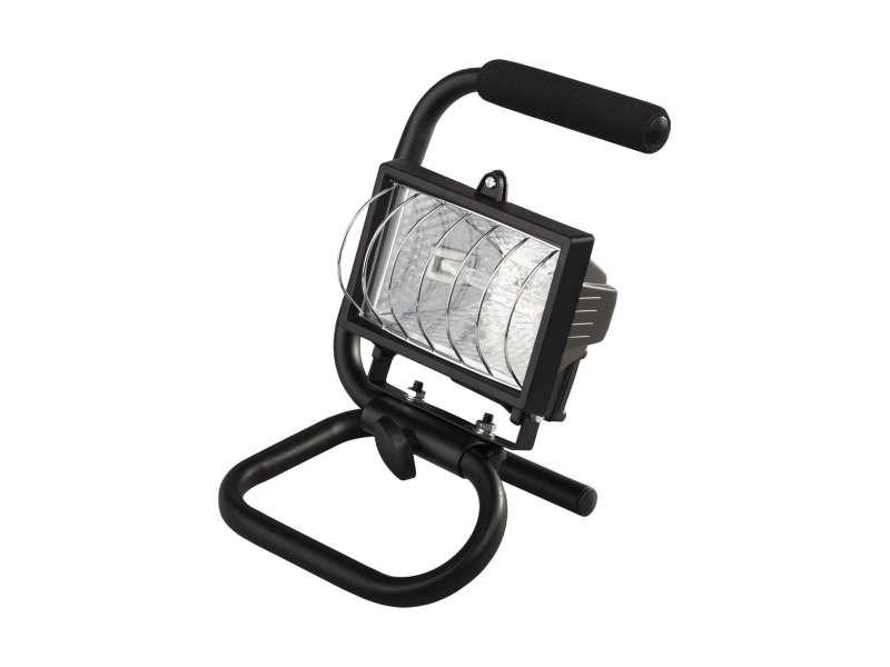 Прожектор галогеновый СВЕТОЗАР переносной 500 Вт