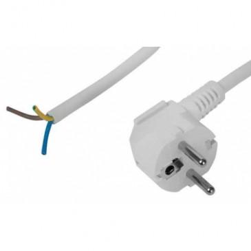 Шнур СВЕТОЗАР с вилкой соеденительный для электроприборов 3м 3600 в