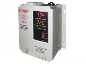 Стабилизатор АСН 1 000 Н/1-Ц Ресанта Lux