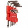 Набор ключей шестигранных TORX T10-T50 Зубр 27462-1